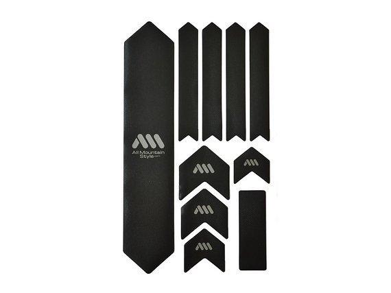 All Mountain Style Frame Guard XL, black