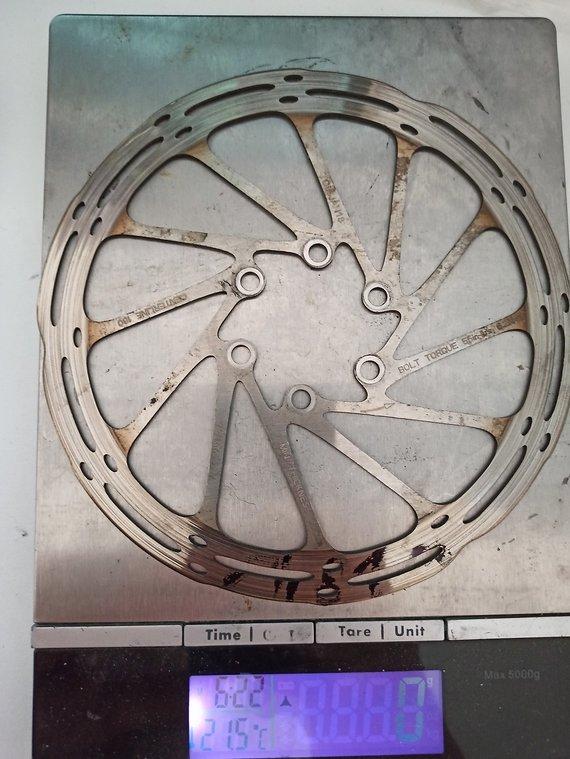 Avid Centerline Bremsscheibe 160mm 6-Loch