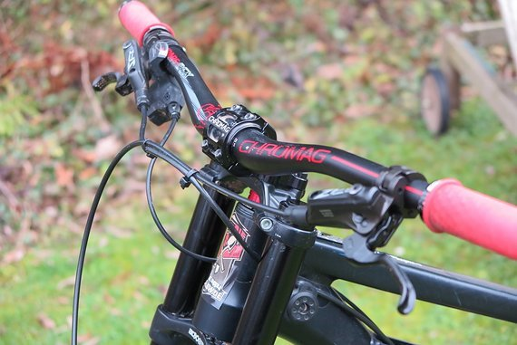 Canyon Torque DHX Whipzone S/M