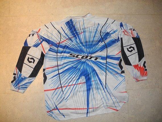 Scott Series 450 Trikot Jersey