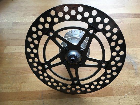 Formula Retro Nabe Disc Schnellspanner 9 mm