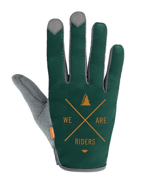 Rocday ELEMENT NEW Gloves Green, Gr. M