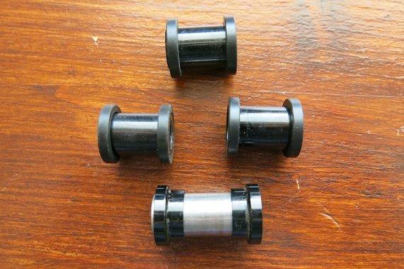 RockShox Dämpfereinbaubuchsen 20 x 8mm u. 30 x 10mm