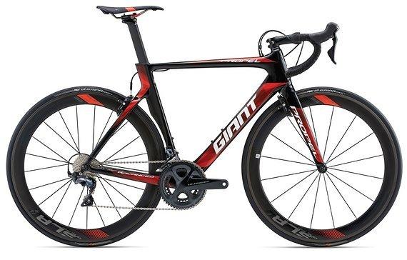 Giant Propel Advanced Pro 1 Ultegra Carbon. New bike