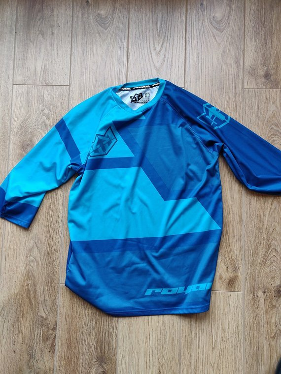 Royal Racing Trikot Jersey 3/4 arm M