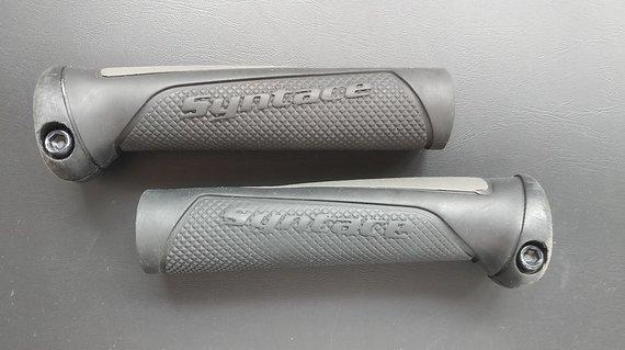 Syntace Moto Gripz Griffe schwarz