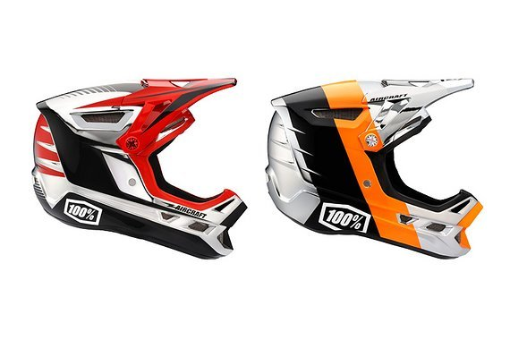 100% Aircraft DH Helm Chrome Edition, Abverkauf