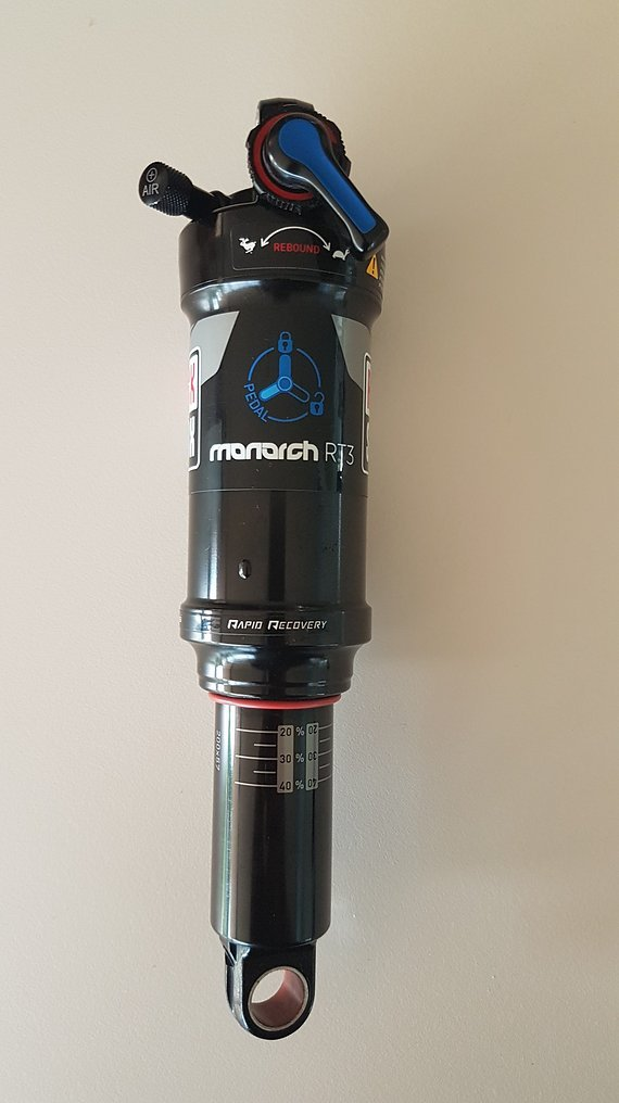 RockShox Monarch RT3 200x57