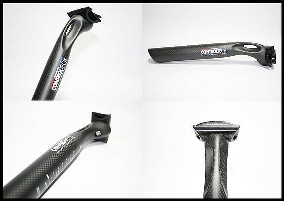 Controltech IPOST 31,6 250mm carbon