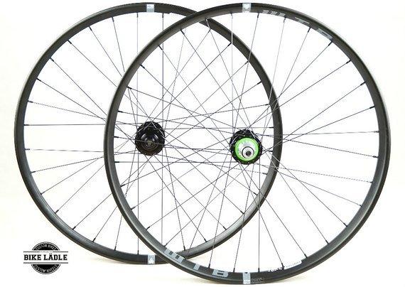 """WTB i29 ASYM 27,5""""/ 29"""" Laufradsatz mit Hope Pro 4 EVO Naben / Bike-Lädle Laufradbau"""