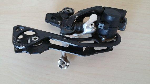 Shimano Schwaltwerk XT 10-fach RD-M786 ohne clutch dirct mount