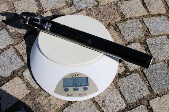 Sdg Components I-Beam Sattelstütze 30,0mm 300mm Länge
