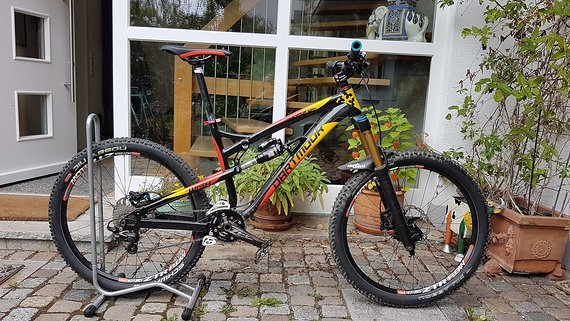 Dartmoor Wish Enduro 160 mm - Modell 2016