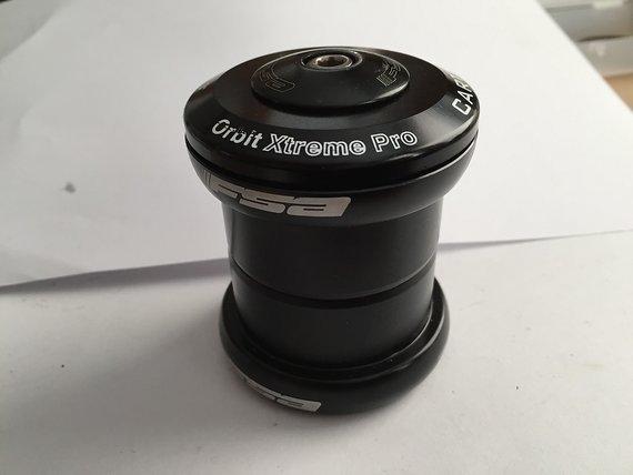 FSA Orbit Xtreme Pro Steuersatz ZS49 49/49 1.5 zu 1/8