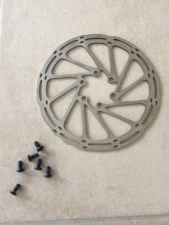 SRAM Centerline Bremsscheiben 2x 160mm