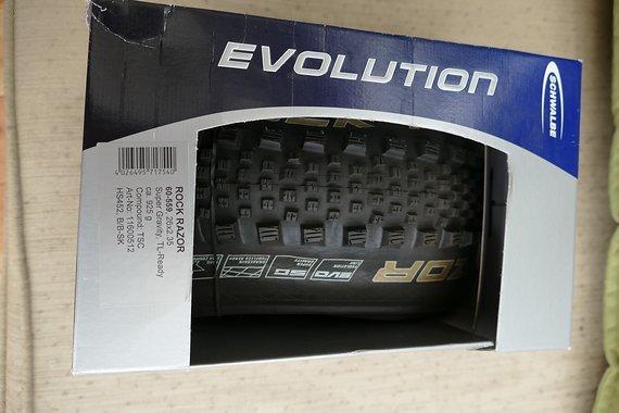 Schwalbe Rock Razor Evolution Faltreifen