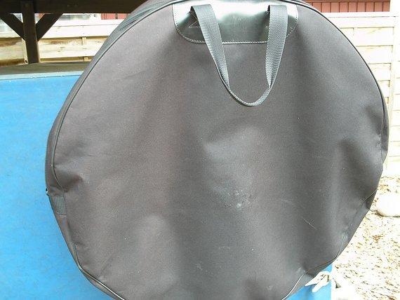 No-Name Laufradtasche ,Doppellaufradtasche für 2 Laufräder