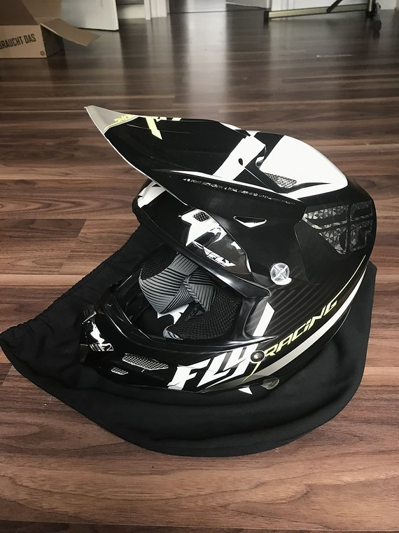 Fly Racing Kinetic Composite Helm, Gr. L