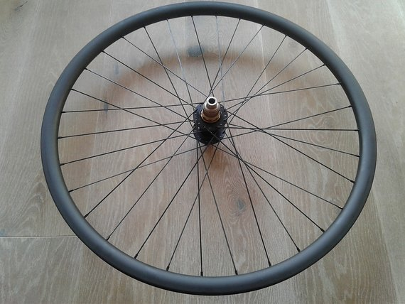 "Syntace Carbon Hinterrad 29"" HiTorque MX 22mm X12 oder Boost"