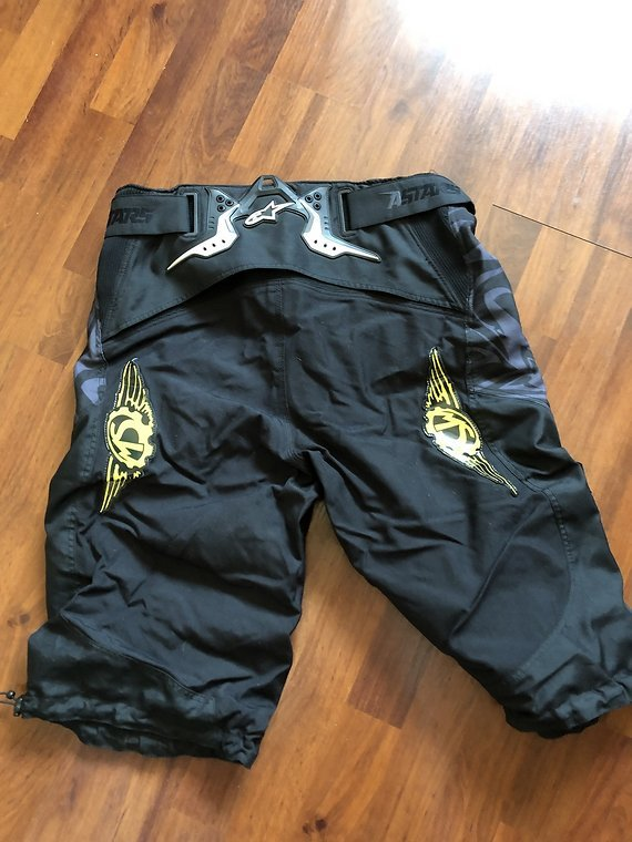 Alpinestars ms evil Team Shorts