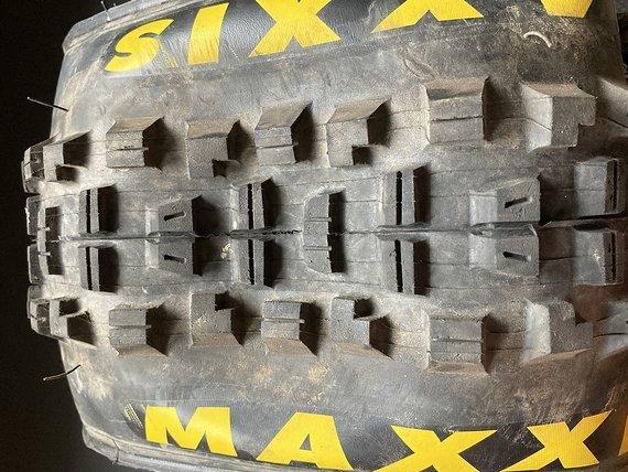 Maxxis DHR2 29x2.5 WT EXO Maxterra neuwertig
