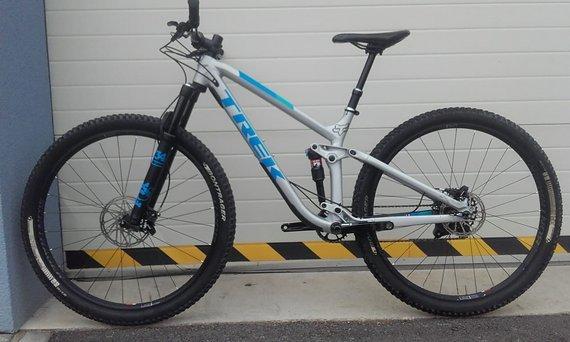 Trek Fuel Ex 9 29´ Größe 17,5