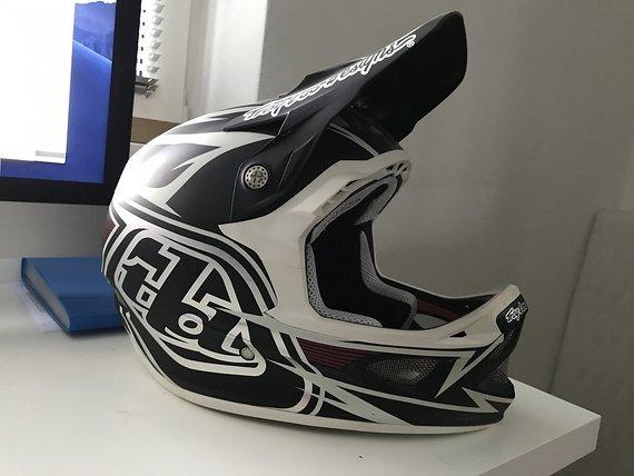 Troy Lee Designs D3 Composite Speeda Gr. XL