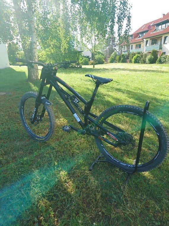 Nox Cycels NOX DHR 8.0 Downhillbike*Freerider*Parkbike Größe L