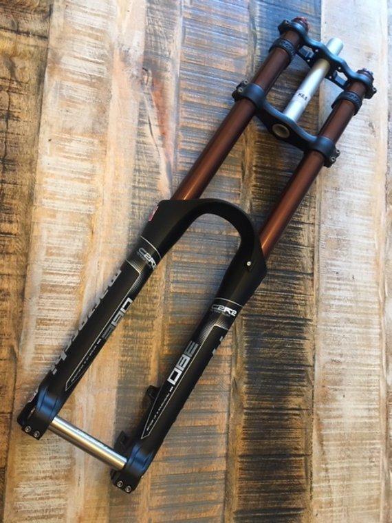Marzocchi 380 C2R2 Titanium