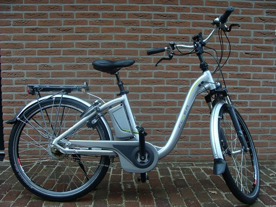 Flyer C12 comfort E-bike Panasonic - Pedelec