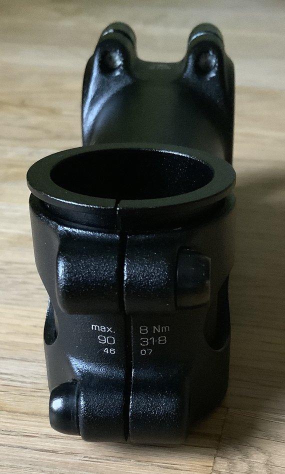 """Syntace F119 Vorbau 90mm x 1 1/8"""" und 1 1/4"""" passend 31.8mm"""