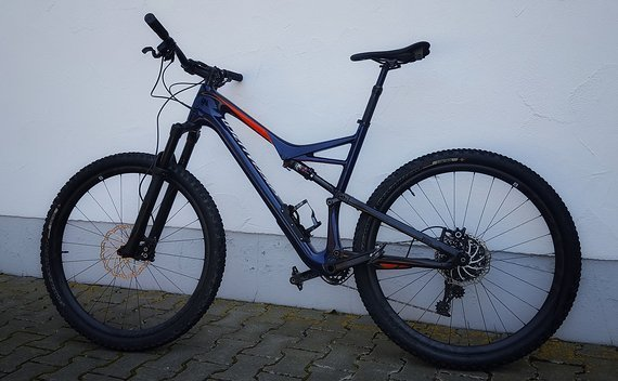 Specialized 2017 Camber Expert Carbon 29 XL inkl Tuning Roval SL