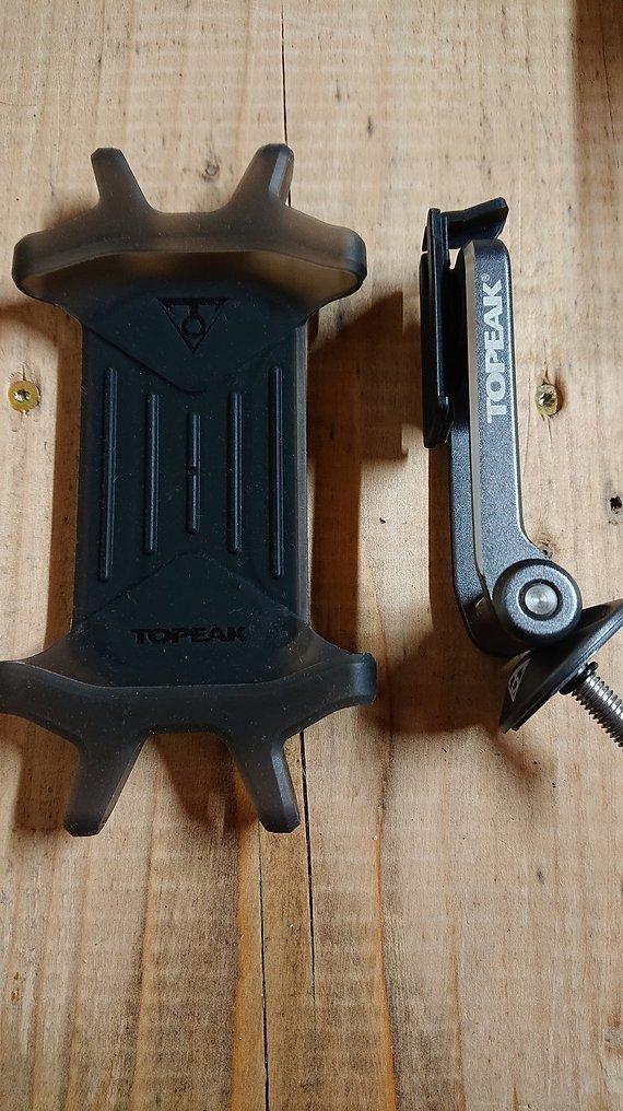 """Topeak RideCase Smartphone Halterung 4,5"""" bis 5,5"""""""
