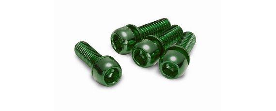 Reverse Components M6 Schrauben Stahl farbig