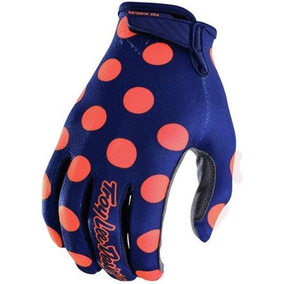 Troy Lee Designs Air Gloves Handschuhe Polka YOUTH S *NEU*