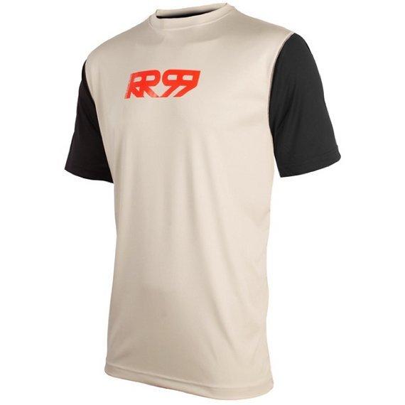 Royal Racing Core Jersey SS Stone Grey / Black Gr. S *NEU*