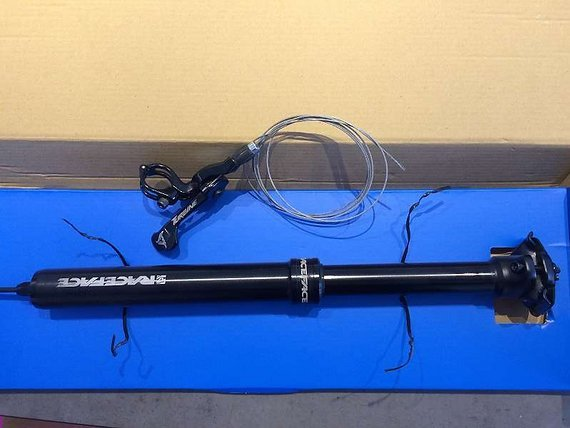 Race Face Turbine Dropper / 31,6 x 375mm / 125mm