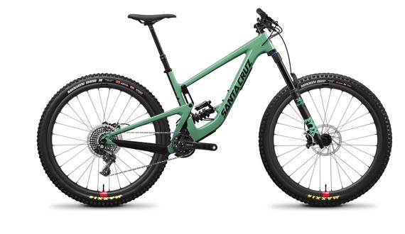 Santa Cruz Megatower Carbon CC 2019 - X01 Kit - XLarge - ab Lager!