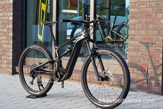 Cannondale 2020 HABIT NEO 4 - BLACK