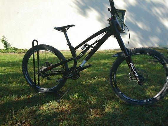 Nox DHR 8.0 Downhillbike*Freerider*Parkbike Größe L
