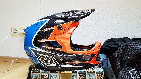 Troy Lee Designs D3 Composite, Gr. XL *neu