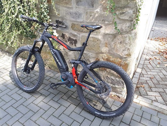 Haibike Xduro AllMtn 7.0 E-Bike Neuwertig