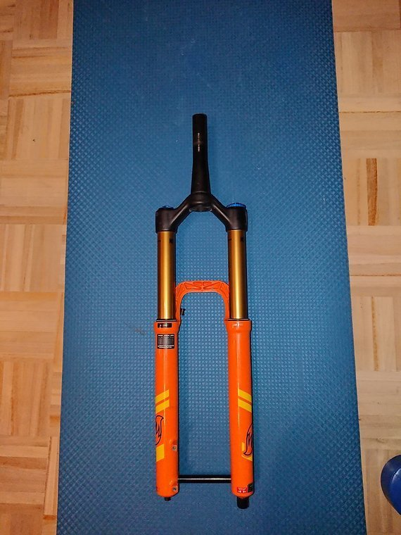 "Fox Factory 36 160mm 27,5"" FIT Kashima"