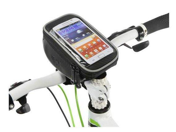 roswheel update fahrrad smartphone lenkertasche. Black Bedroom Furniture Sets. Home Design Ideas
